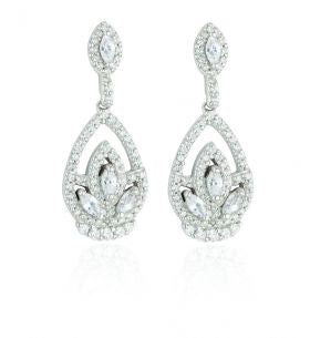 Paul Costelloe Delicate crystals in tulip tear PC3044