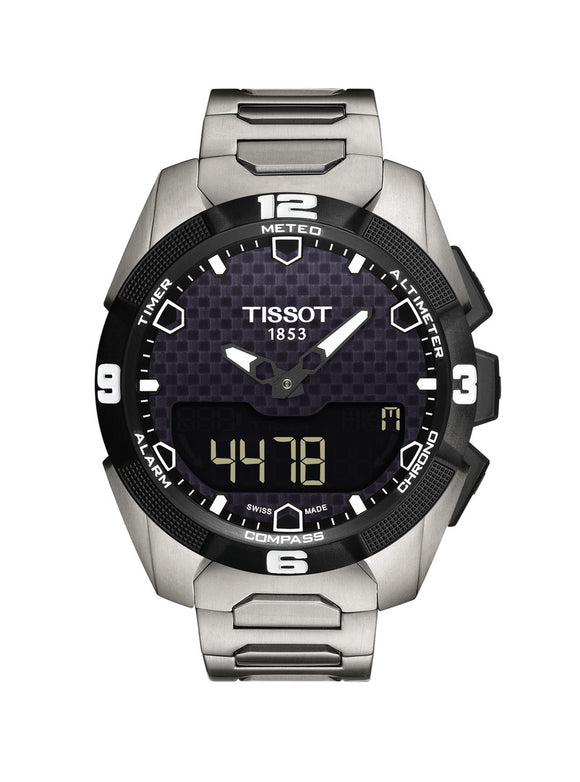 Tissot T-Touch Expert Solar Gents Watch T091.420.44.051.00