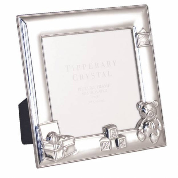 Tipperary Crystal Baby Bear Frame