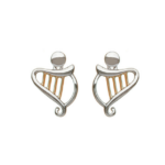 House of Lor Harp Earrings H30038
