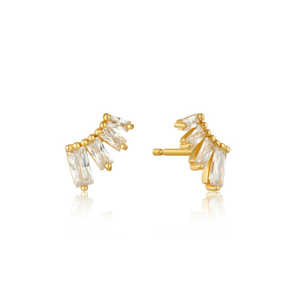 Ania Haie Glow Getter Stud Earrings