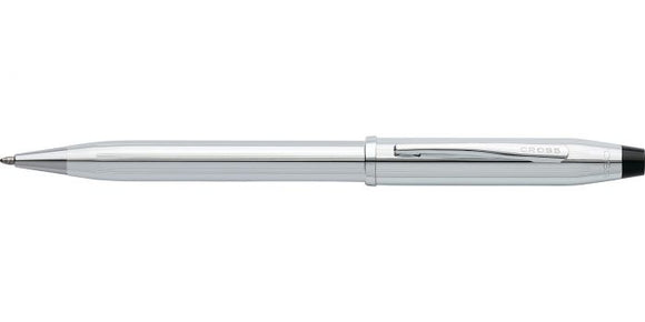 Cross Century II Lustrous Chrome Ballpoint pen 3502wg