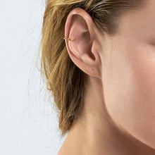 Load image into Gallery viewer, Ania Haie Out Of This World Ear Cuff Gold