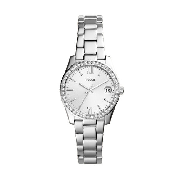 Fossil Scarlette Steel watch ES4317
