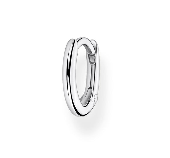 Thomas Sabo Sterling Silver Single Ear Hoop
