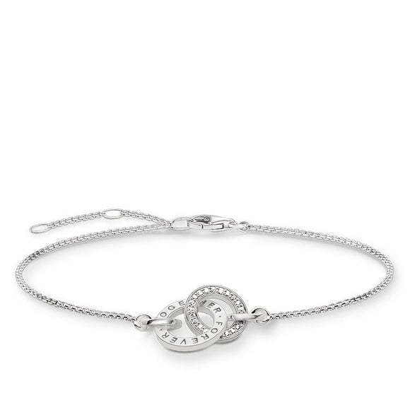 Thomas Sabo Together Forever Silver A1551-051-14