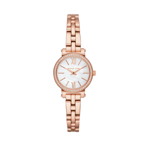 Michael Kors Sofie Rose Gold Watch