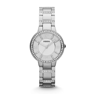 Fossil Virginia Stainless Steel Watch ES3282