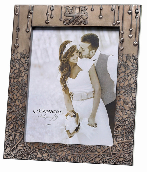 Genesis Mr And Mrs Wedding Frame