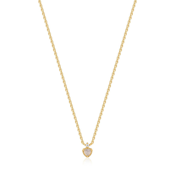 Ania Haie Midnight Fever Gold Necklace