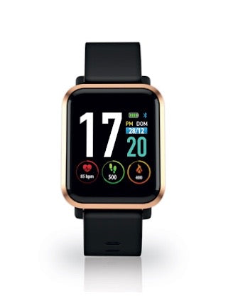Techmade Extreme Smartwatch Black & Gold