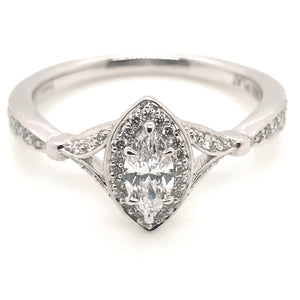 Marquee Halo 0.50ct
