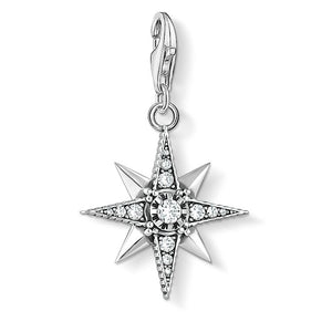 THOMAS SABO CHARM PENDANT ROYALTY STAR 1756-643-14