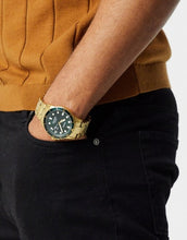 Load image into Gallery viewer, Fossil FB-01 Three-Hand Date Gold-Tone Stainless Steel Watch