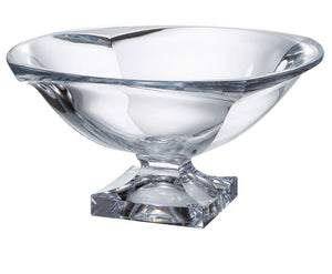 "Tipperary Crystal Tempest 13"" Bowl"