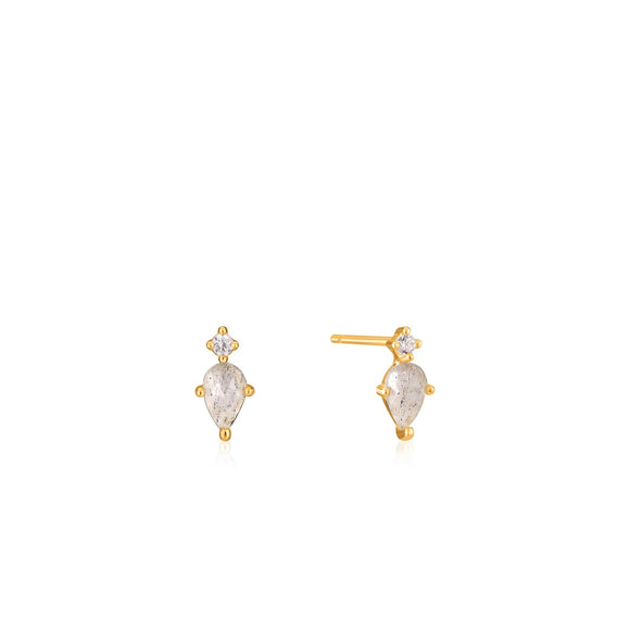 Ania Haie Midnight Fever Midnight Stud Earrings