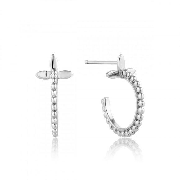 Ania Haie Modern Minimalism Silver Earrings E002-02H