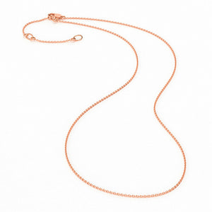 Lav'z Plain Rose Chain
