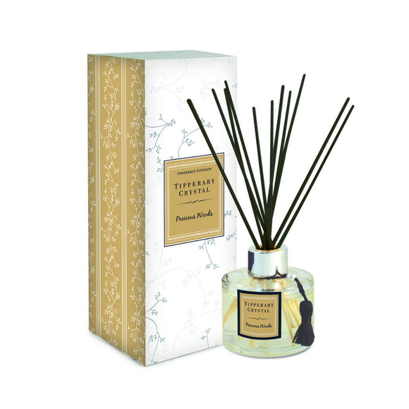 Tipperary Crystal Precious Woods Fragance Diffuser