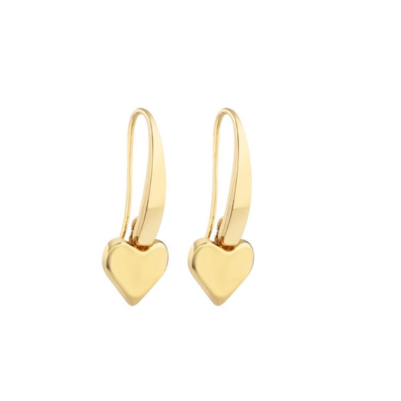 Newbridge Heart Earrings