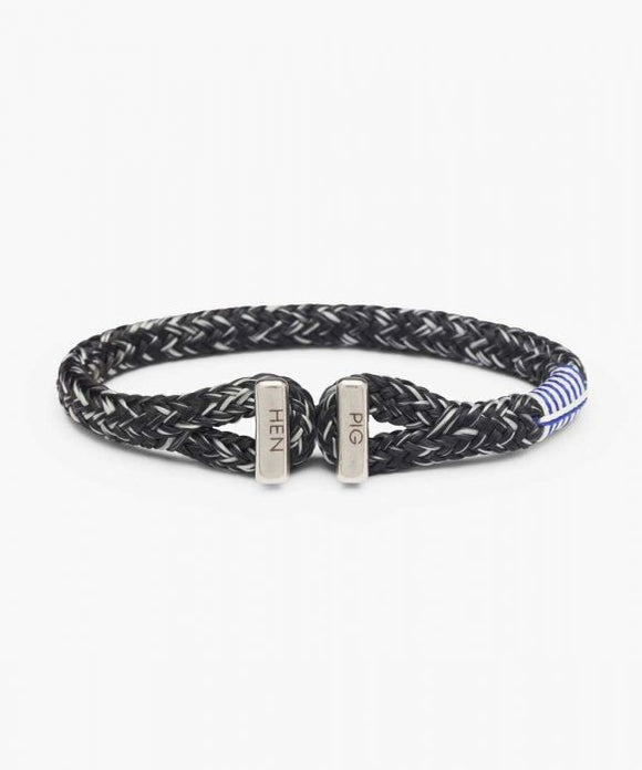 Pig & Hen Icy Ike Black Light Gray Silver