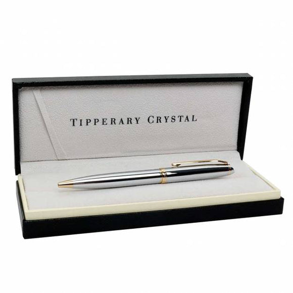 Tipperary Crystal Oscar Wilde Gold Pen