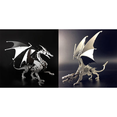 THE EPIC BEASTS: 3D SOLID STEEL