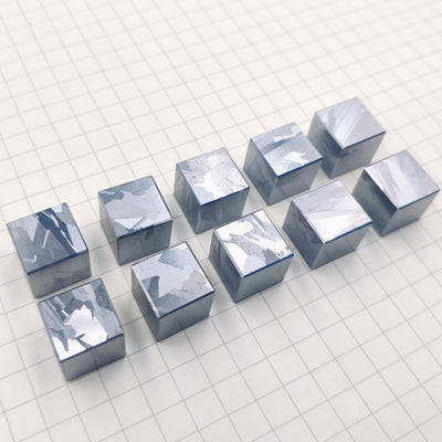 Crystal Silicon cube