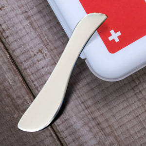 "<b><font color=""black"">SOLID TITANIUM GUA SHA MASSAGE TOOL</font></b> <br>Polar Metals - Kranite"
