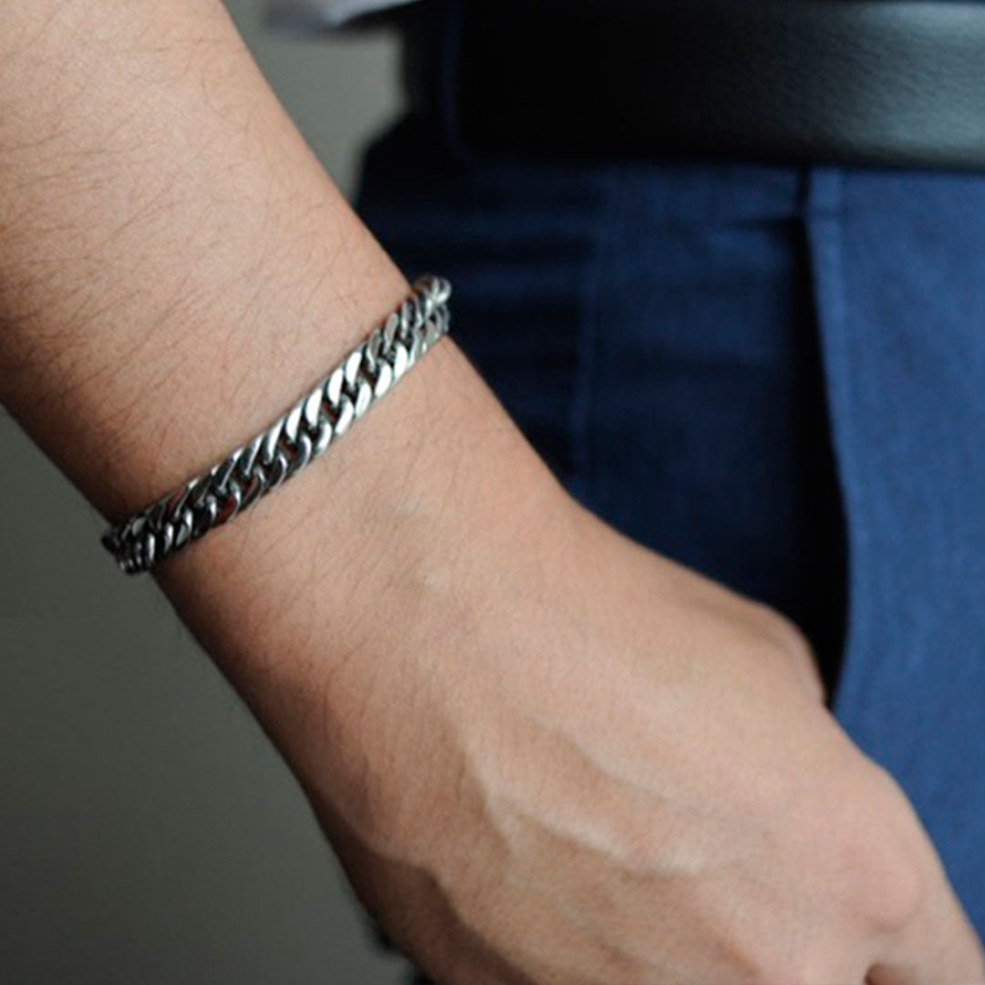 TITANIUM BRACELETS FOR MEN & WOMEN