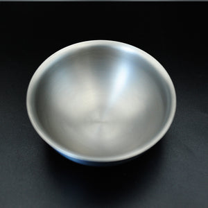 TITANIUM DOUBLE-WALL BOWL