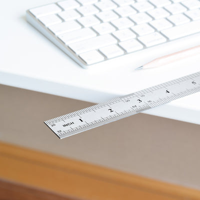 Trance Solid Titanium: The World's Best Ruler