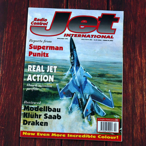 RCJI Apr/May 1995 Back Issue