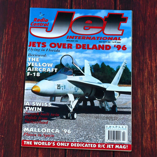 RCJI Apr/May 1996 Back Issue
