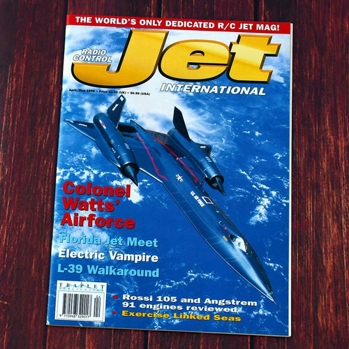 RCJI Apr/May 1998 Back Issue
