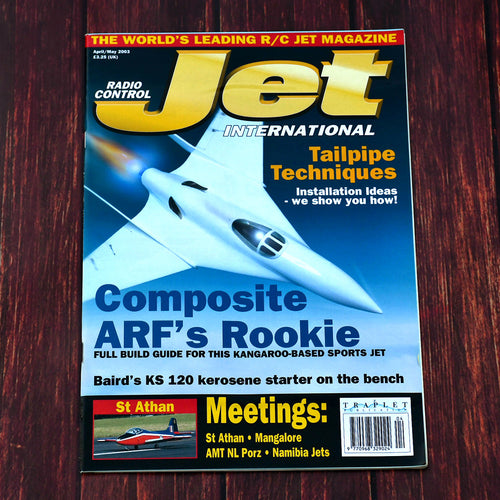 RCJI Apr/May 2003 Back Issue