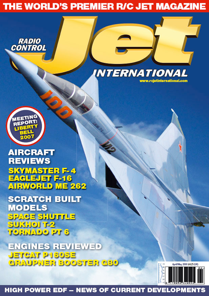 RCJI Apr/May 2008 Back Issue