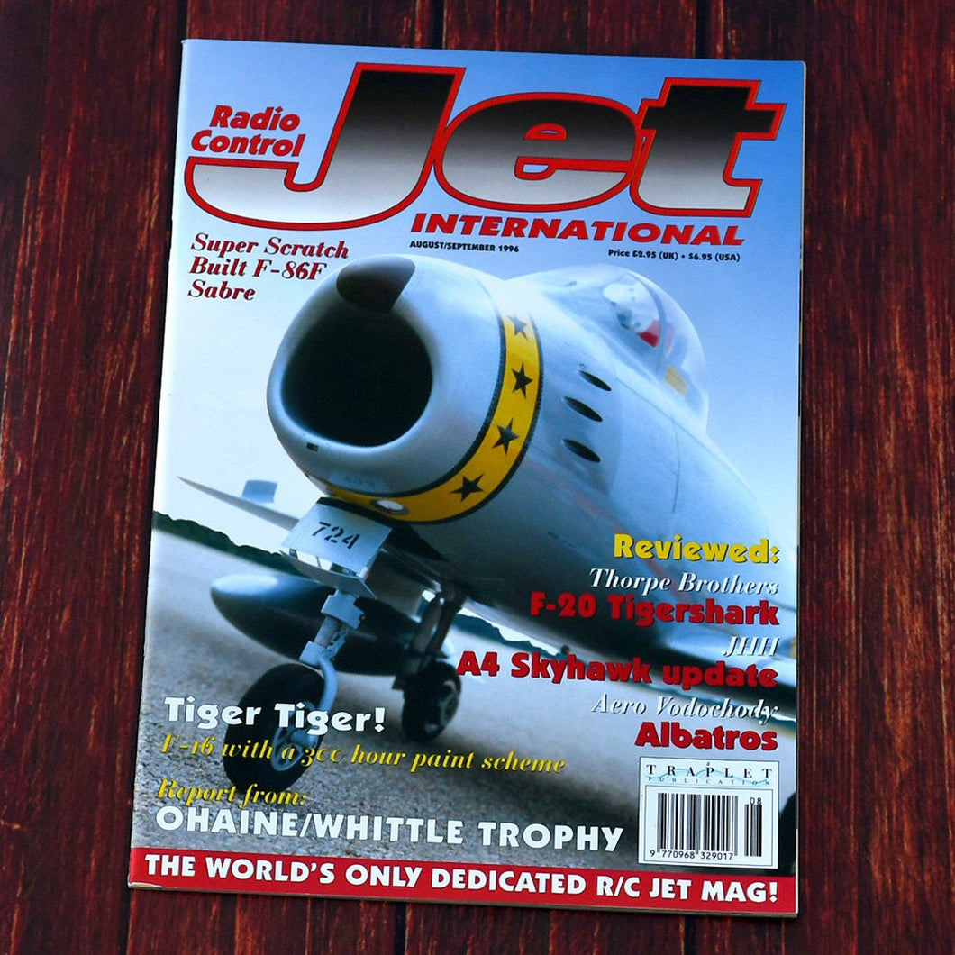 RCJI Aug/Sep 1996 Back Issue