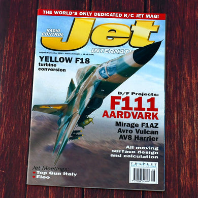 RCJI Aug/Sep 1998 Back Issue