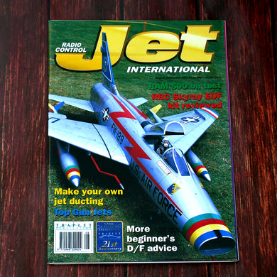 RCJI Aug/Sep 2001 Back Issue