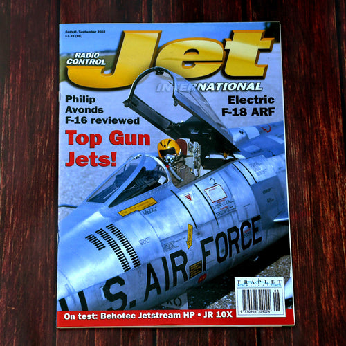 RCJI Aug/Sep 2002 Back Issue