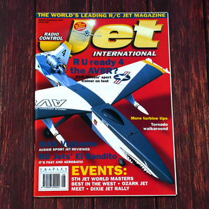 RCJI Aug/Sep 2003 Back Issue