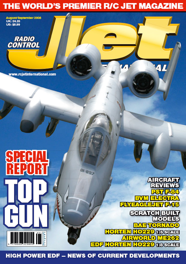 RCJI Aug/Sep 2008 Back Issue