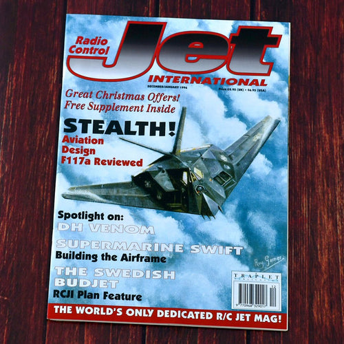 RCJI Dec/Jan 1996 Back Issue