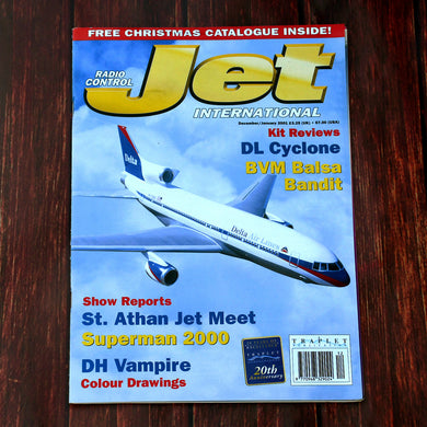 RCJI Dec/Jan 2001 Back Issue
