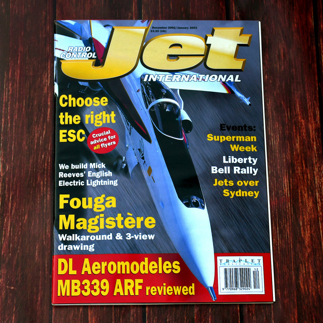 RCJI Dec/Jan 2003 Back Issue