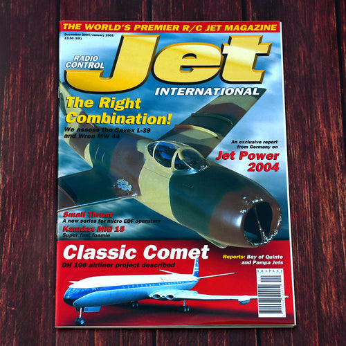RCJI Dec/Jan 2005 Back Issue