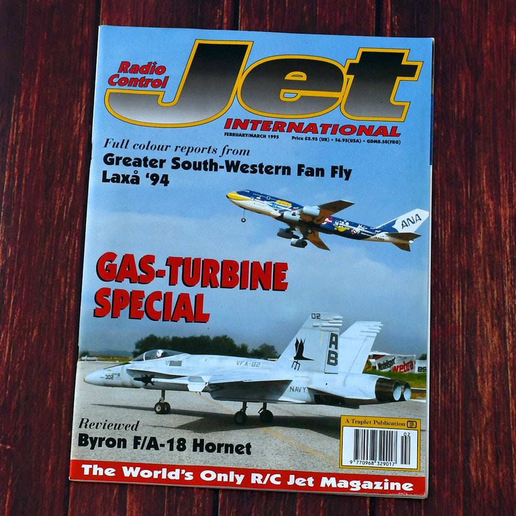 RCJI Feb/Mar 1995 Back Issue