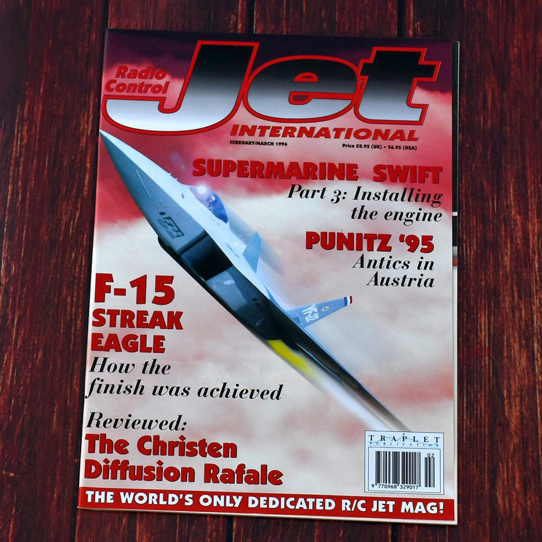 RCJI Feb/Mar 1996 Back Issue