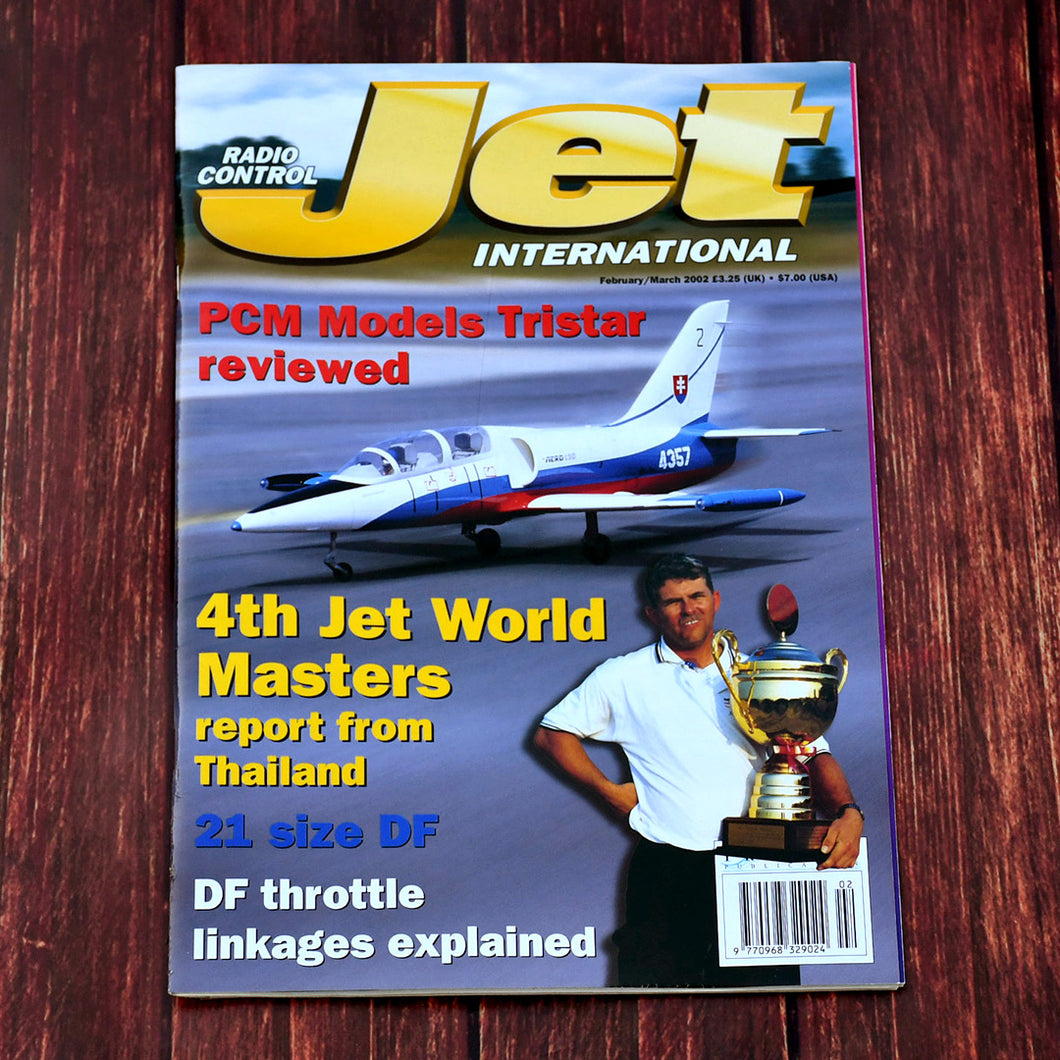 RCJI Feb/Mar 2002 Back Issue